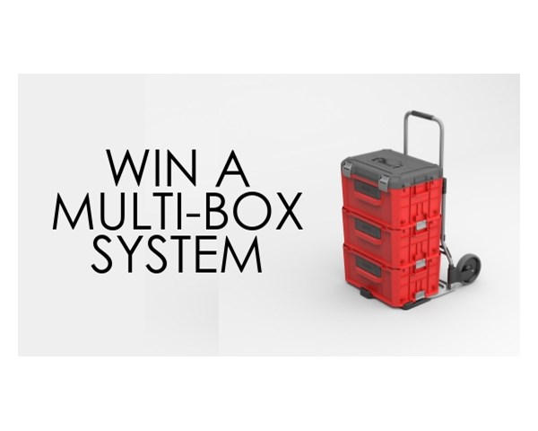 Gagnez un ensemble Multi-Box